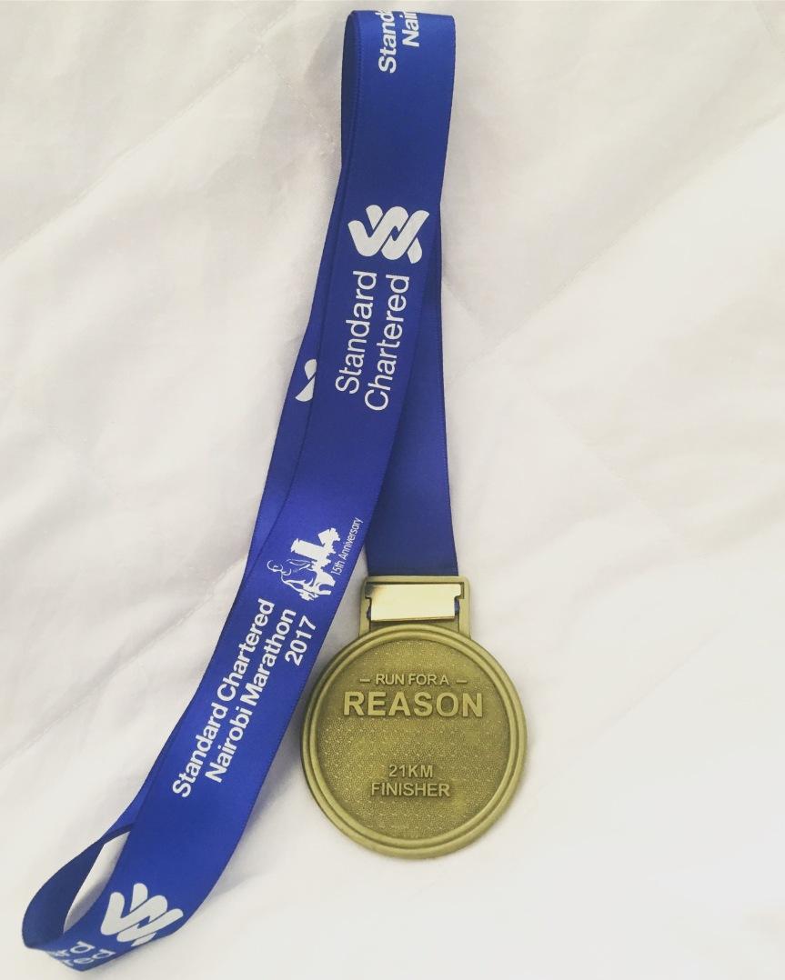 SCM medal