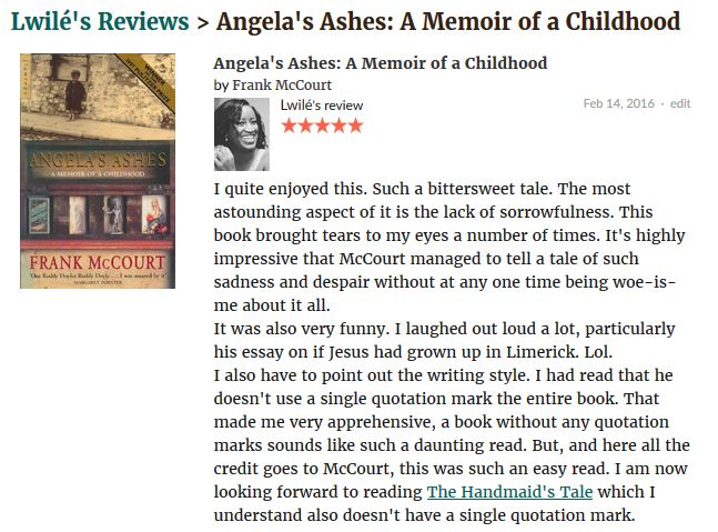 Angela's Ashes review.JPG