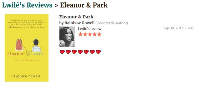 Eleanor & Park review