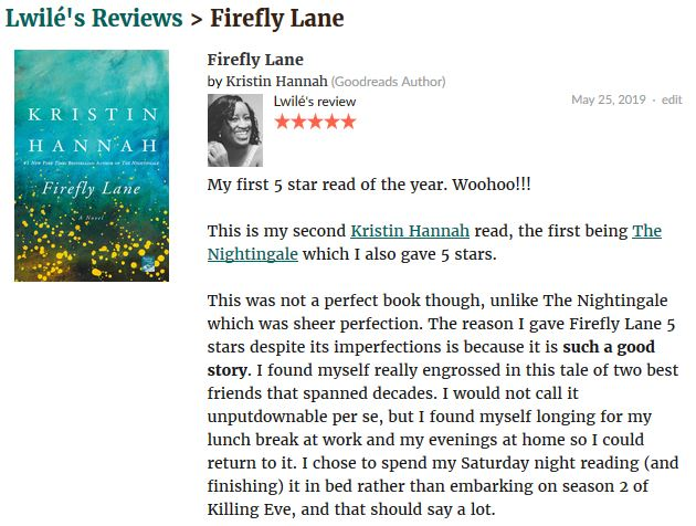 Firefly Lane review.JPG