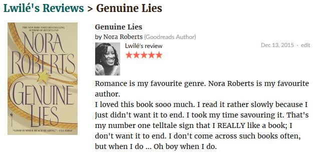 Genuine Lies review.JPG