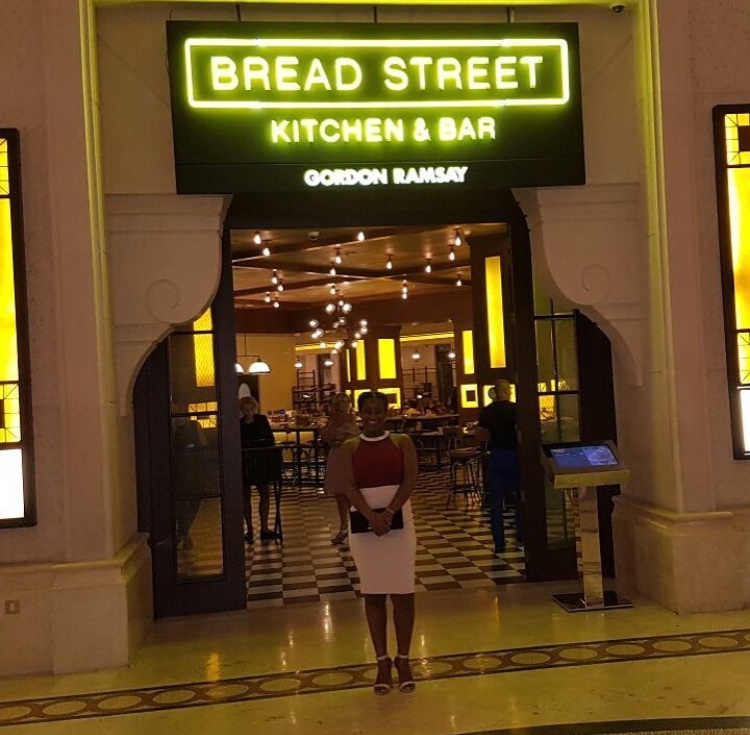 Bread Street Kitchen & Bar 1