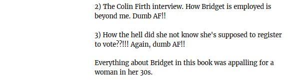 Bridget Jones The Edge of Reason review 2