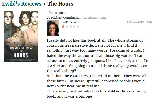 The Hours review