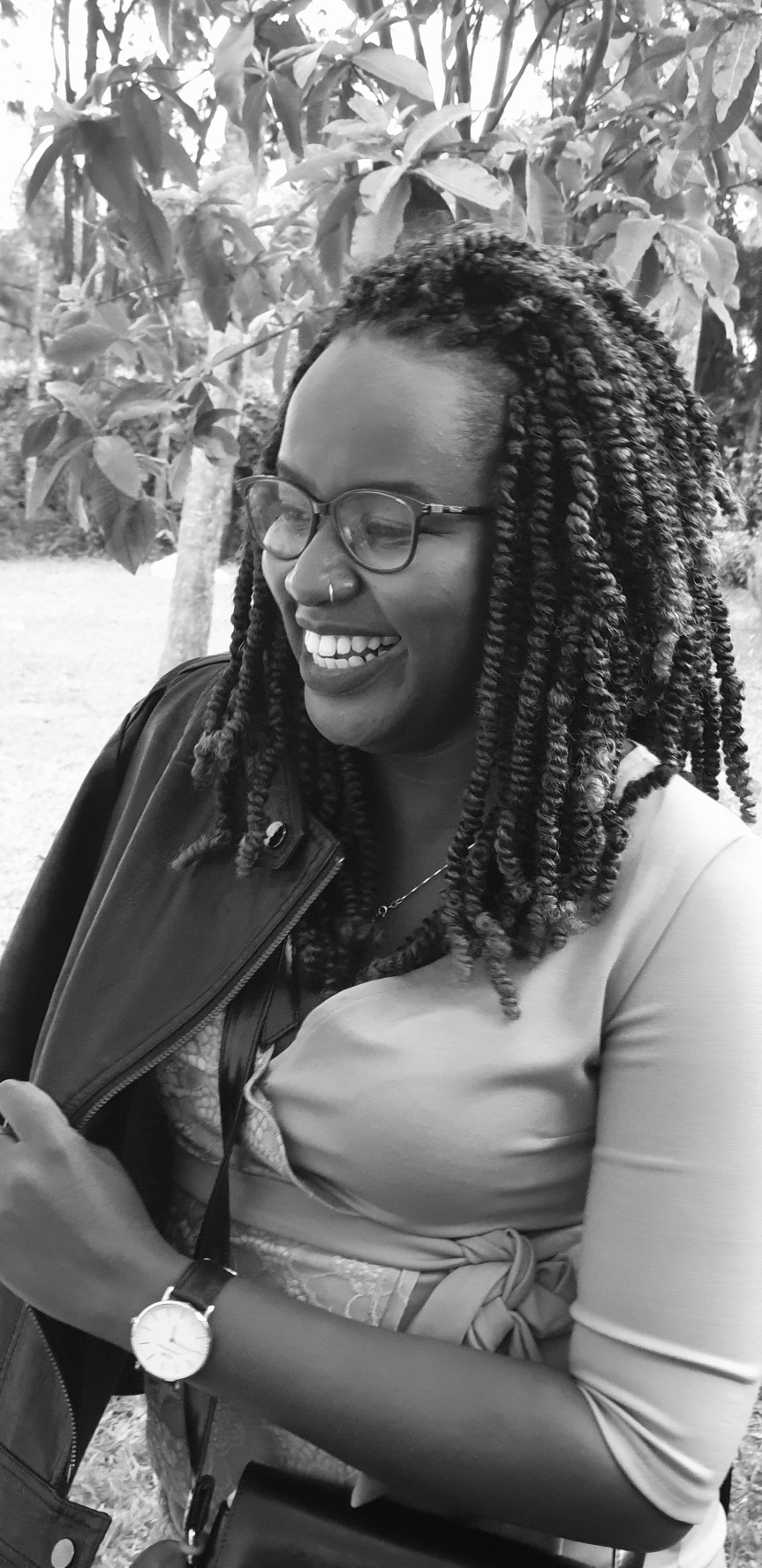 Mental Health Awareness Month – Nyambura Kinyanjui