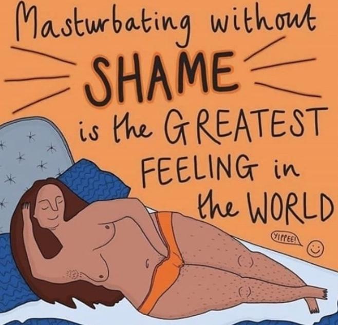 Let's Talk Masturbation