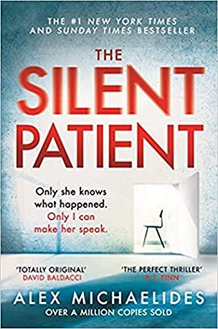 The Silent Patient by AlexMichaelides