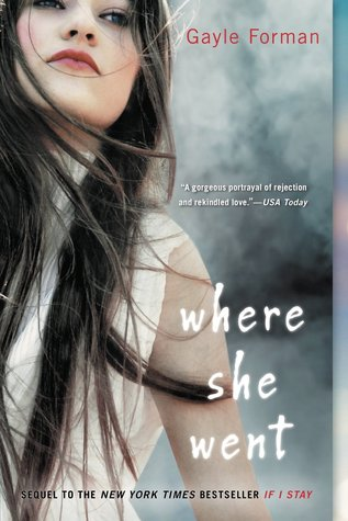 Where She Went by GayleForman